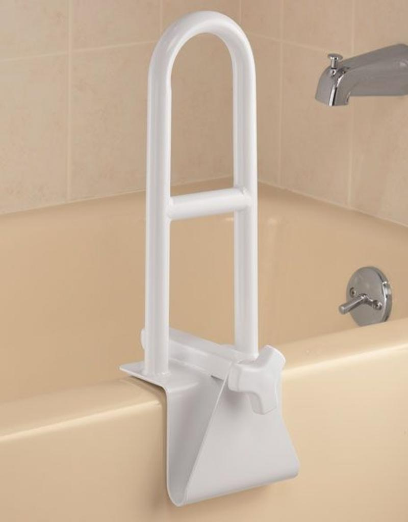 Nova Nova Tub Grab Bar - White Powder Coated - Active Living, LLC ...