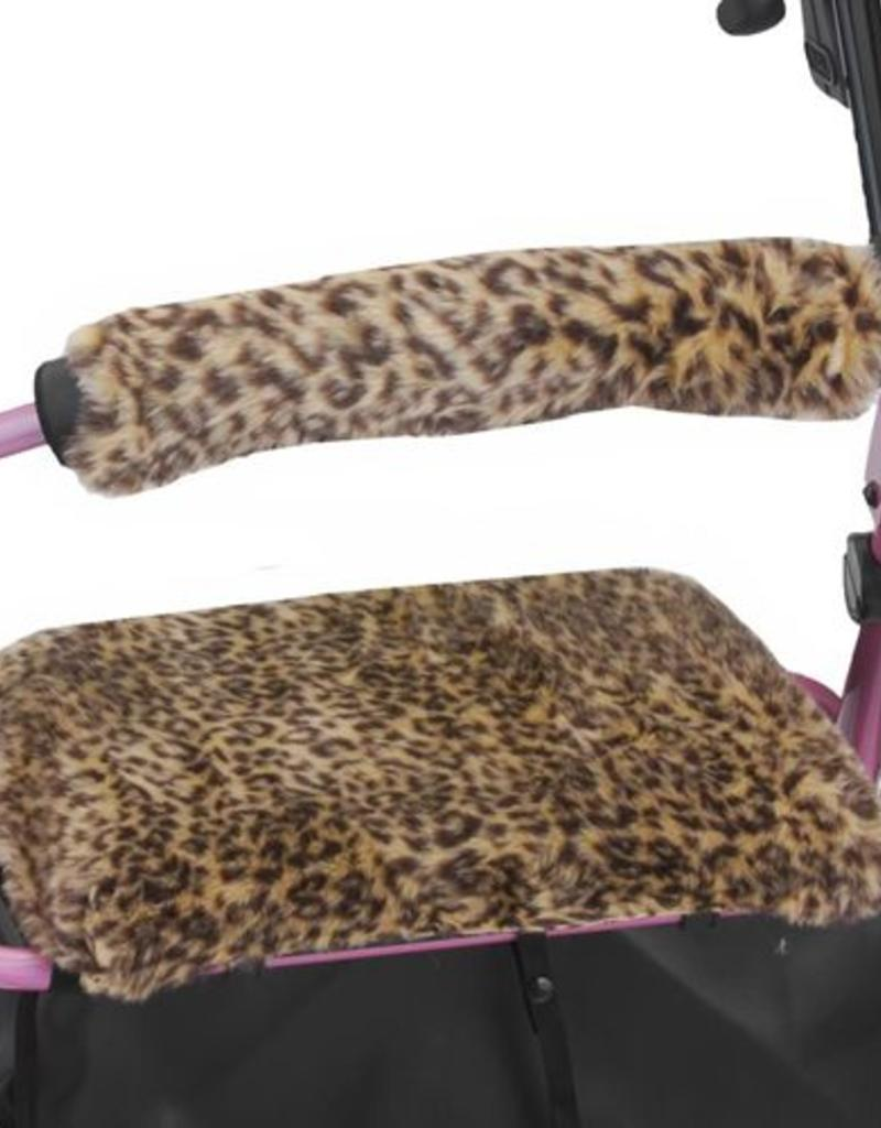 Nova Nova Safari Cheetah Rollator BackRest and Seat Cover