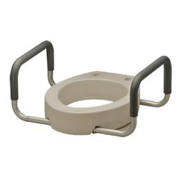 Nova Nova Toilet Seat Riser with Arms, Standard