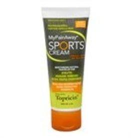 Topricin Topricin Sports Cream Tube 3oz.