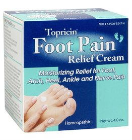 Topricin Topricin Foot Pain Jar 4oz.