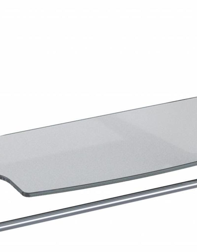 Grabcessories LiveWell Grabcessories 2-in-1 Grab Bars w/Towel Shelf