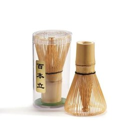 For Tea's Sake For Tea's Sake Bamboo Matcha Tea Whisk