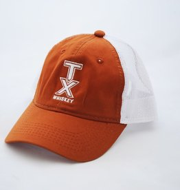 Hats MESH HAT, BURNT ORANGE
