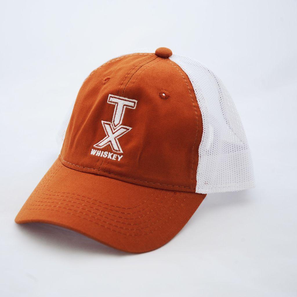 Hats MESH HAT, BURNT ORANGE