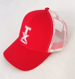 Hats MESH HAT, RED