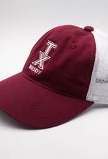 Hats MESH HAT, MAROON
