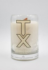 TX WHISKEY CANDLE