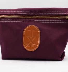 Bags ACCESSORY BAG, BURGUNDY