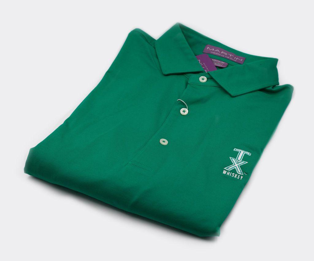 Golf Shirts POLO, M, GREEN