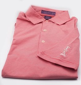 Golf Shirts POLO, XL, RED/WHITE