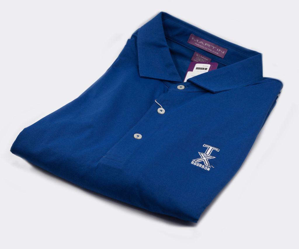 Golf Shirts POLO, XXL, BLUE