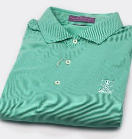 Golf Shirts POLO, XXL, GREEN/WHITE