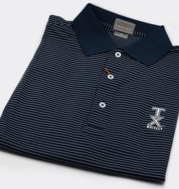 Golf Shirts POLO, XXL, NAVY/WHITE