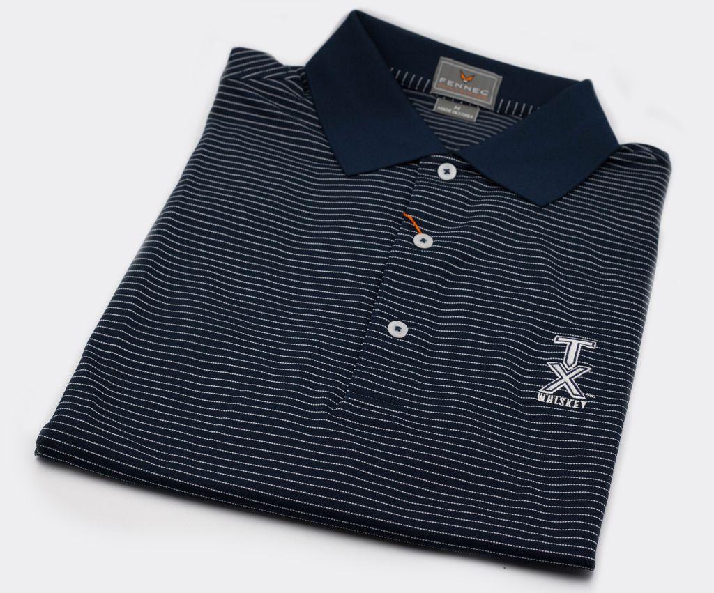 Golf Shirts POLO, XXL, NAVY/WHITE