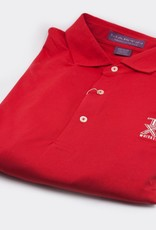 Golf Shirts POLO, L, RED