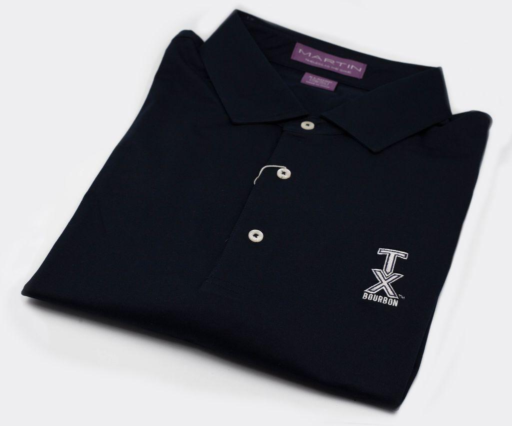 Golf Shirts POLO, M, NAVY