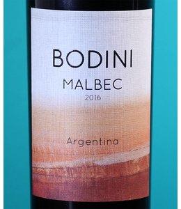 Bodini, Mendoza Malbec 2016