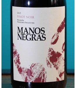 Manos Negras, Pinot Noir Neuquén 2015