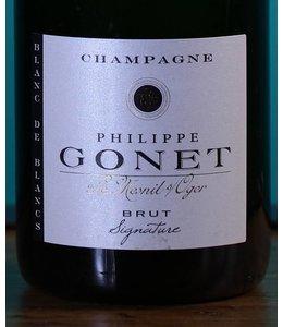 Champagne Philippe Gonet, Champagne Brut Signature Blanc de Blancs NV