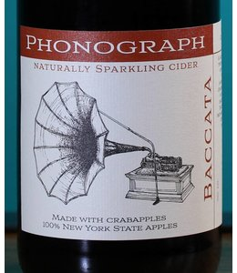 Phonograph, Finger Lakes Baccata Cider NV