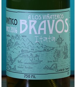 A Los Vinateros Bravos Granitico Blanco 2016