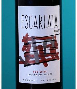 Escarlata, Valle del Colchagua Red Wine 2014
