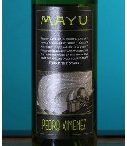 Mayu, Pedro Ximénez Elqui-Andes 2016