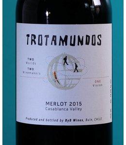 Trotamundos, Merlot 2015