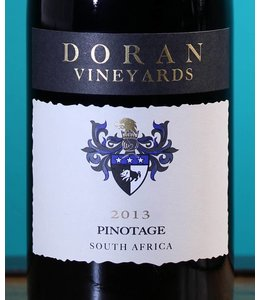 Doran Vineyards Pinotage 2013