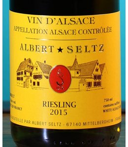 Albert Seltz, Riesling Reserve 2015