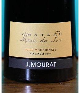 J. Mourat, Fiefs Vendéens Rouge Marie du Fou 2016