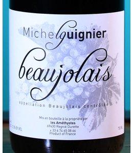 Michel Guignier Beaujolais 2016