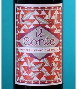 Il Conte, Montepulciano d'Abruzzo 2015
