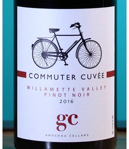 Grochau Cellars, Willamette Valley Pinot Noir Commuter Cuvée 2016