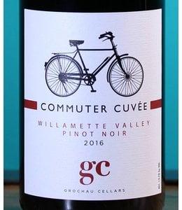 Grochau Cellars, Willamette Valley Pinot Noir Commuter Cuvée 2016