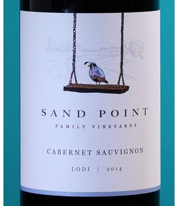 Sand Point Family Vineyards, Lodi Cabernet Sauvignon 2015