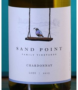 Sand Point Family Vineyards, Lodi Chardonnay 2015