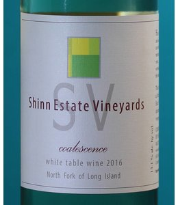 Shinn Estate Vineyards, North Fork of Long Island Coalesence 2016