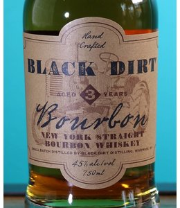 Black Dirt Distillery, Bourbon