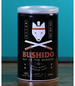 Bushido, Way of the Warrior Ginjo Genshu