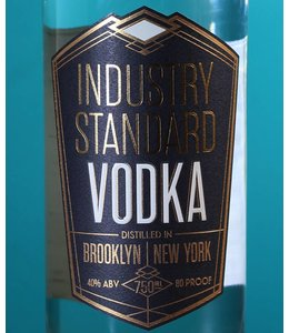 Industry City Distillery, Industry Standard Vodka