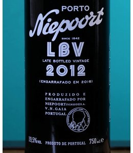 Niepoort, Late Bottled Vintage Port 2012
