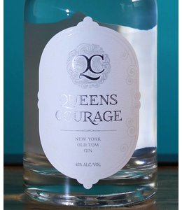 Queens Courage, New York Old Tom Gin