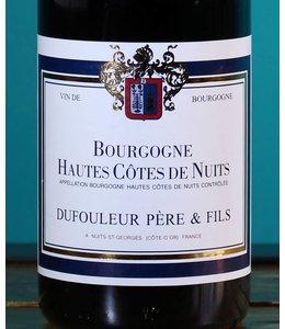 Dufouleur Père & Fils, Hautes Côtes de Nuits 2014