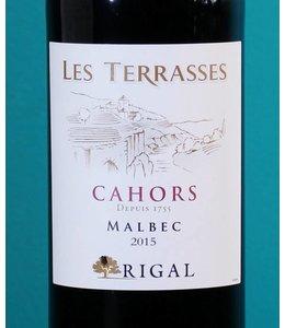 Maison Rigal, Les Terrasses Malbec 2015