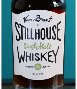 Van Brunt Stillhouse, Van Brunt Stillhouse Malt Whiskey 375