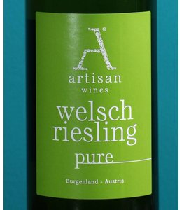 Artisan Wines Austria, Welschriesling Pure 2016