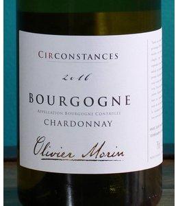 Olivier Morin, Bourgogne Chardonnay Circonstances 2016