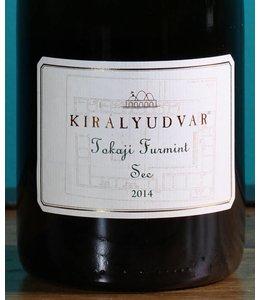 Kiralyudvar, Tokaj Furmint Sec 2013